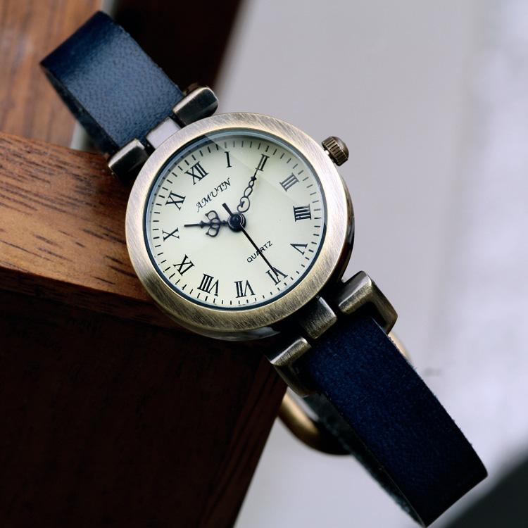 复古迷你手表