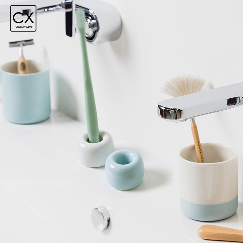 个性牙刷架
