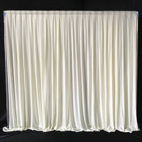 Custom wedding props veils wedding background veils 幔 布 cloth wedding 帷幔 stage curtain 幔 幔 background cloth