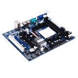 Eagle Jet Motherboard nVIDIA NC61 DDR2/DDR3 AM2/AM3/940/938 Sound Display Or NC68