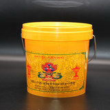 Bucketed butter is designated by temples in Tibetan Mifang as the best selling vegetable oil for solid butter of Buddhist butter lamp.