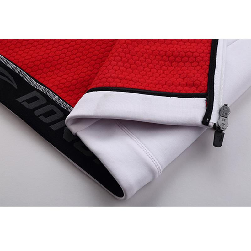 唐高体育篮球出场服套装卫衣加绒比赛保暖加厚跑篮服大码定制
