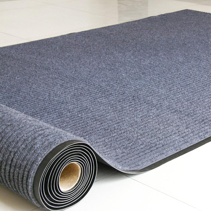耐磨PVC地垫 定制地毯可裁剪入户进门垫 订做走廊过道防水防滑垫