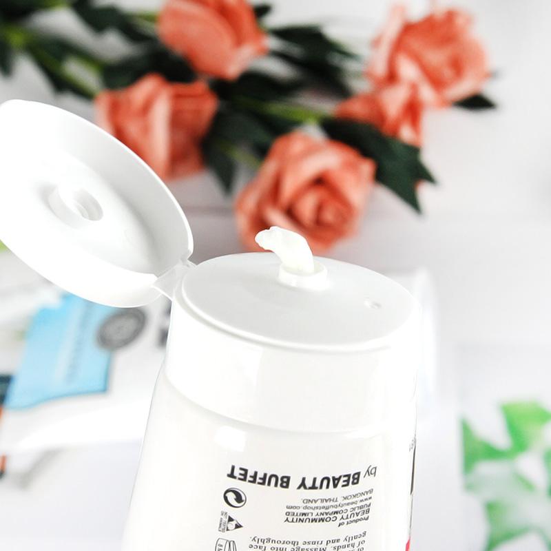 泰国BeautyBuffet Q10牛奶洗面奶女深层清洁氨基酸补水保湿洁面乳