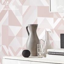 卧室背景墙莨苕花简欧新古典002T墙纸约克壁纸YORK进口