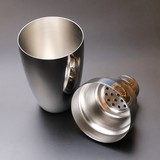 Japanese imported three-stage shaker Yukiwa Japanese-style shaker Three-piece titanium alloy British snow pot