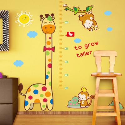 宝宝贴墙纸