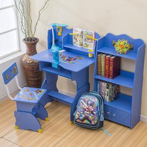 儿童书桌 可升降学生写字桌台小孩课桌组合套装家用儿童学习桌椅