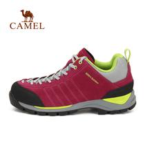 运动户外登山鞋女冬季加厚加绒毛保暖棉鞋男士高帮耐磨防滑徒步鞋