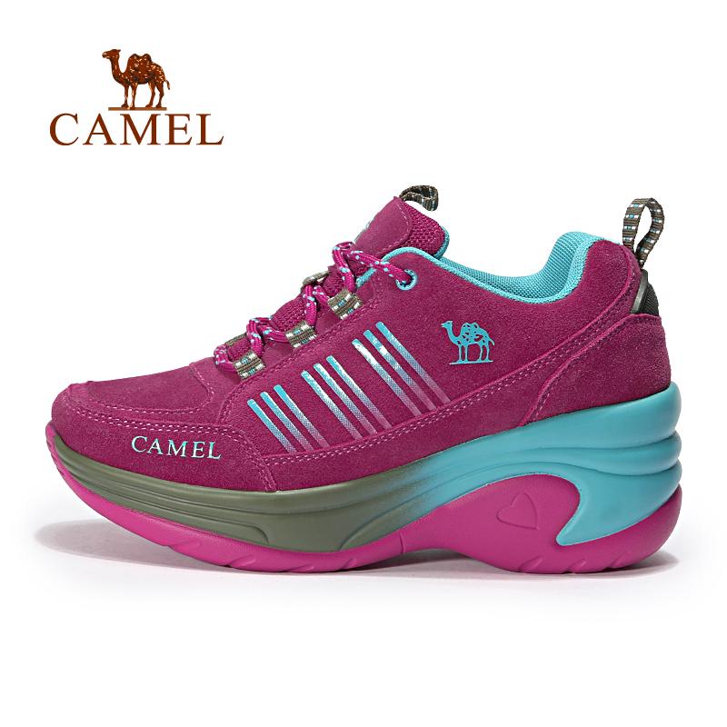 骆驼女士户外鞋