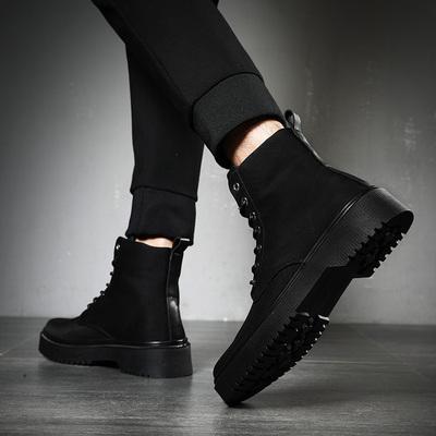 时尚男士靴子