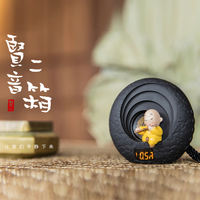 YO Wu Yoga Xian Er meditation speaker 80 built-in Zen Zen music studio audio portable small speaker