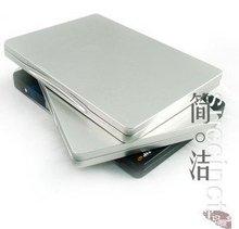 单双碟dvd盒 cd收藏盒 婚庆影楼cd包装 CD盒光盘存放铁盒