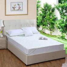 富安娜家纺圣之花防滑床垫保护垫被褥单双人1.2/1.5m1.8米床褥子