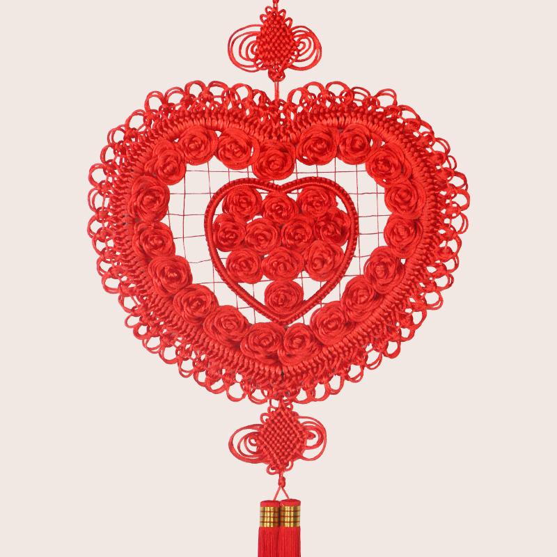 结婚礼品摆设果盘陶瓷工艺家饰 超大时尚果盘白