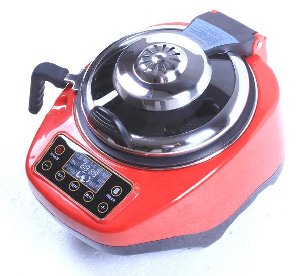 民杭炒菜机器人第代六全自动烹饪锅家用多功能智能电炒锅不粘锅