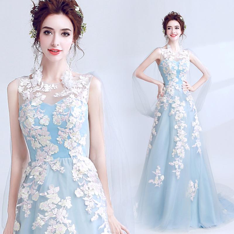 公主部落10098-新娘礼服