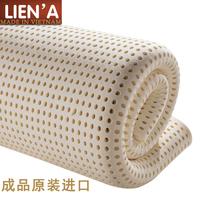越南LIENA原装进口乳胶床垫3cm 5cm 10cm天然橡胶薄床垫定制定做