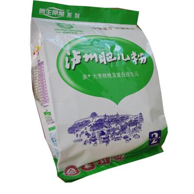 婴幼儿米粉营养辅食泸州肥儿粉厚生原爱400克2段 +大枣核桃 特价