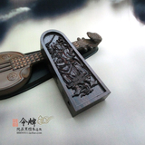 [god clouds LeiFu tian-jun liu five ray controlling of Taoism token that can hold hidden token ebony Taoism supplies]