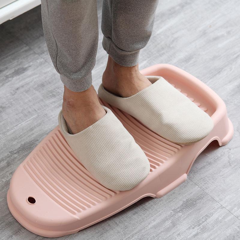 搓衣板家用一体式加厚防滑洗衣服洗衣板创意跪用惩罚塑料搓衣板子