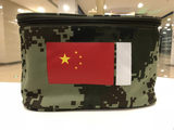 Digital camouflage wash bag single soldier wash bag military training bath bag carrying a line of housekeeping military enthusiasts outdoor bag