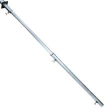 糖葫芦塑料靶子专用钢管 扛肩糖葫芦靶子柱子架子 糖葫芦棍子
