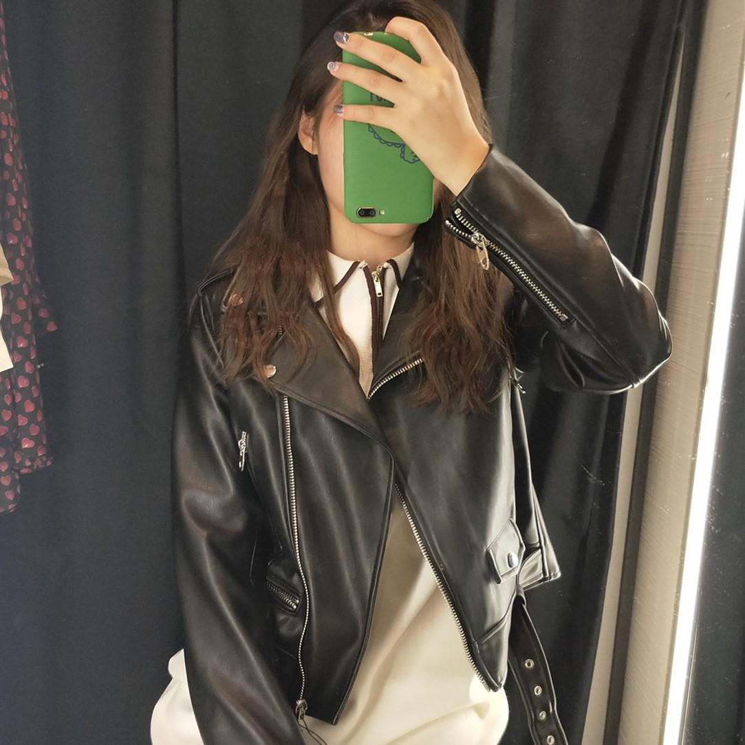 Женские кожаные куртки Артикул 581641610463