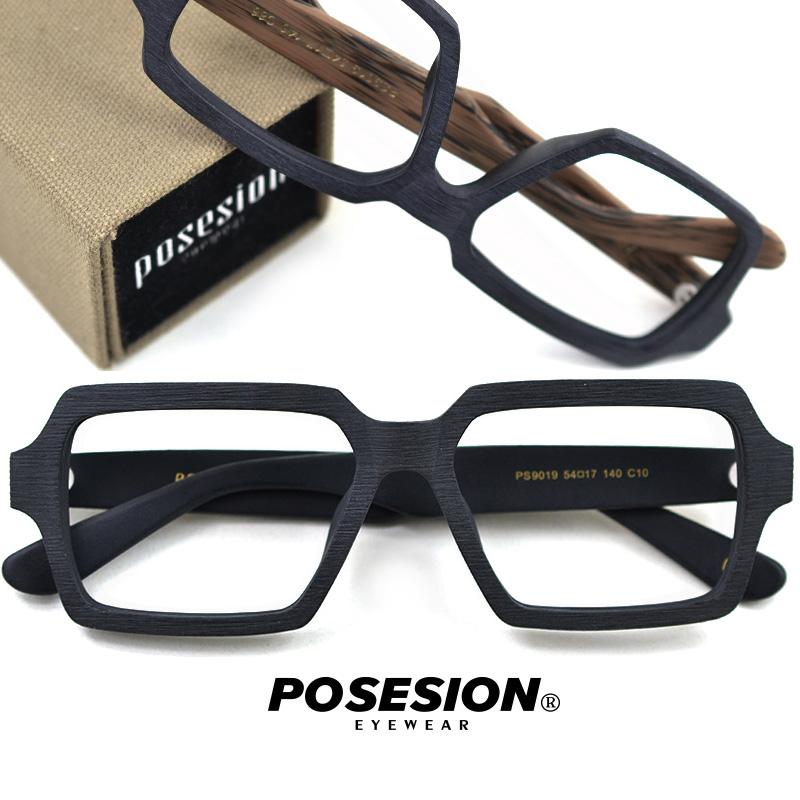 木框眼镜架女
