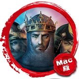Age of Empires 2HD Mac HD version of Age of Kings king rise pretty African kingdom full DLC Mac