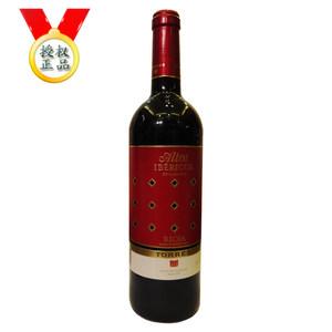 西班牙桃乐丝奥托斯伊贝利克里奥哈红葡萄酒 Torres 750ml红酒