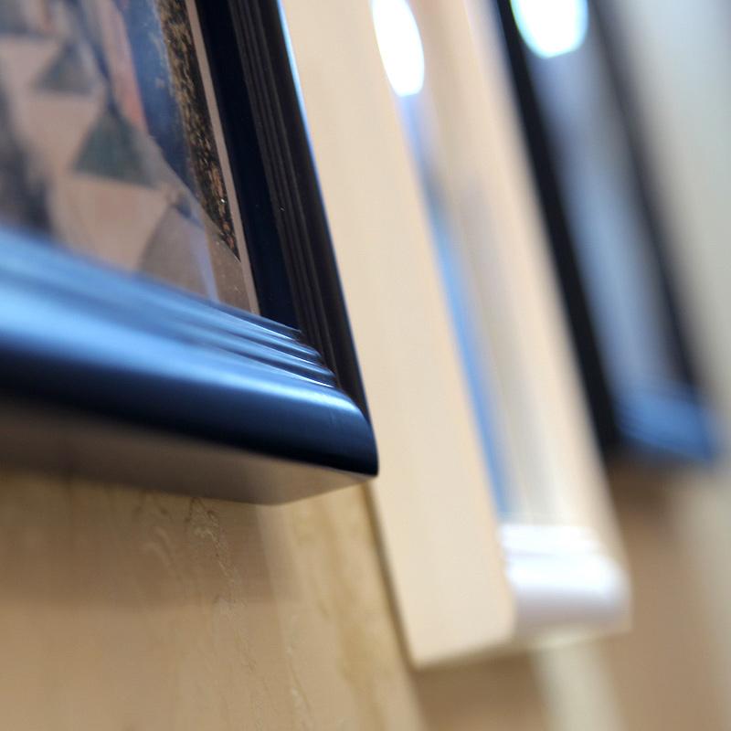添色彩绘欧式楼梯照片墙新品创意楼道挂墙相框组合相片墙结婚礼物