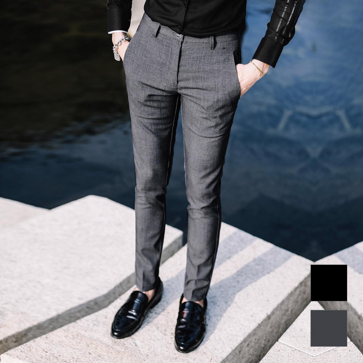 休闲型男长裤