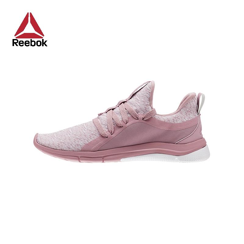 Reebok锐步官方 运动健身 PRINT HER 3.0 女子 低帮跑步鞋 EGF43