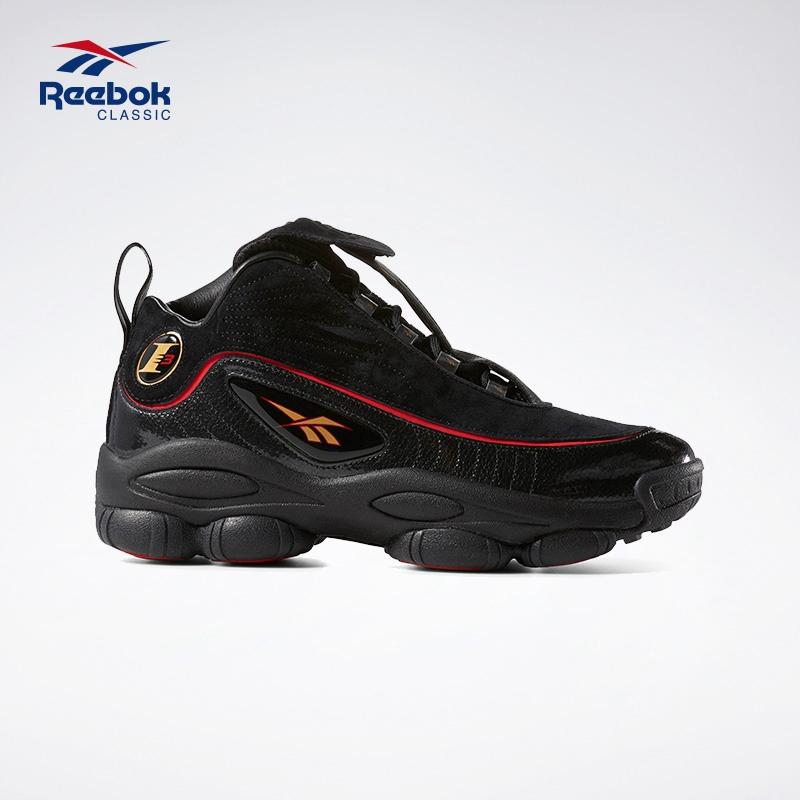 Reebok锐步官方 运动经典IVERSON LEGACY男女中帮休闲篮球鞋EGU56