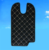 Electric car mats for Yadi cool J electric car GB version Yadi cool J electric car mats leather mats