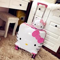 寸行李箱学生礼品箱登机24寸硬箱包20拉杆箱万向轮商务铝框旅行箱