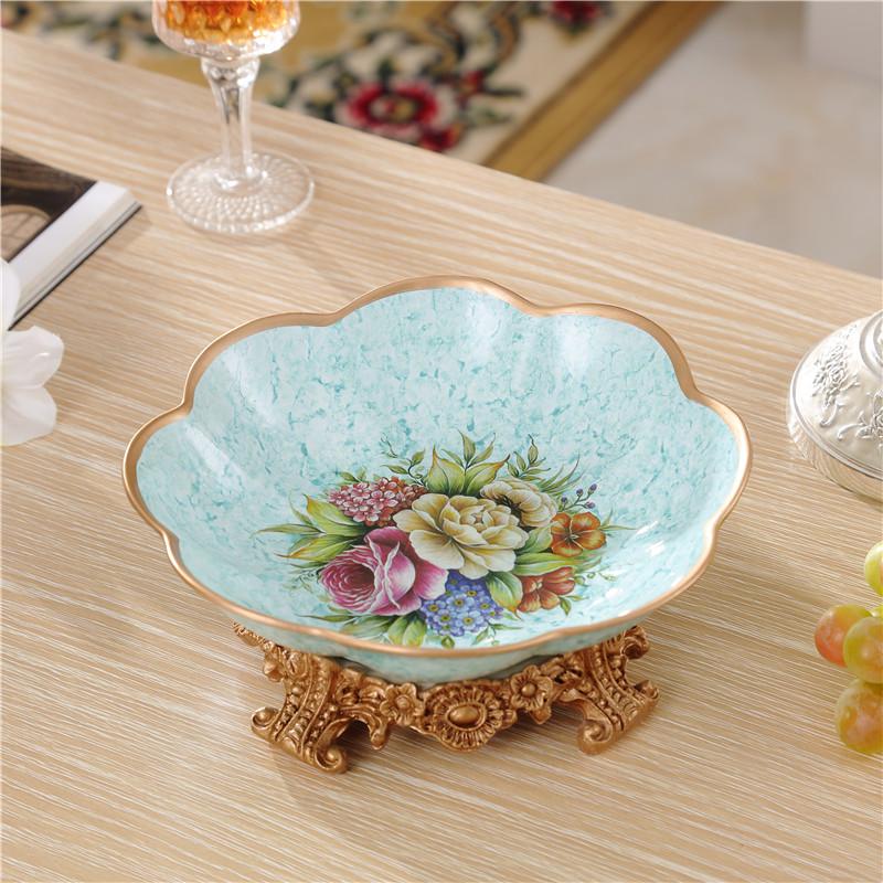 陶瓷果盘客厅