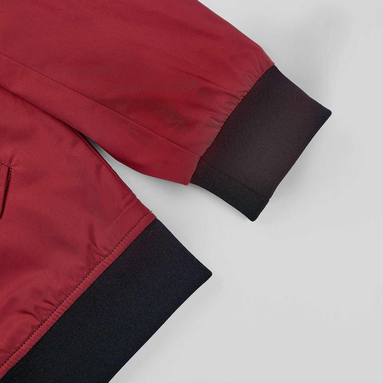 HLA/海澜之家经典款棒球领夹克时尚夹克外套男