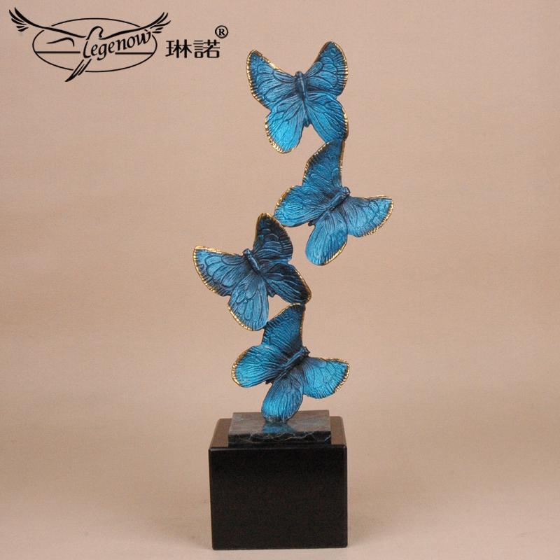 抽象铜雕工艺品