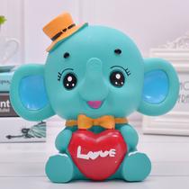 儿童生日礼物存钱罐创意可爱卡通玩具恐龙储钱罐大人大号储蓄罐
