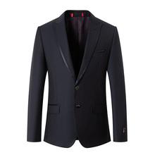 剪标长袖 常规上班亏本清仓灰色商务休闲单西修身 新款 上衣厂家直销