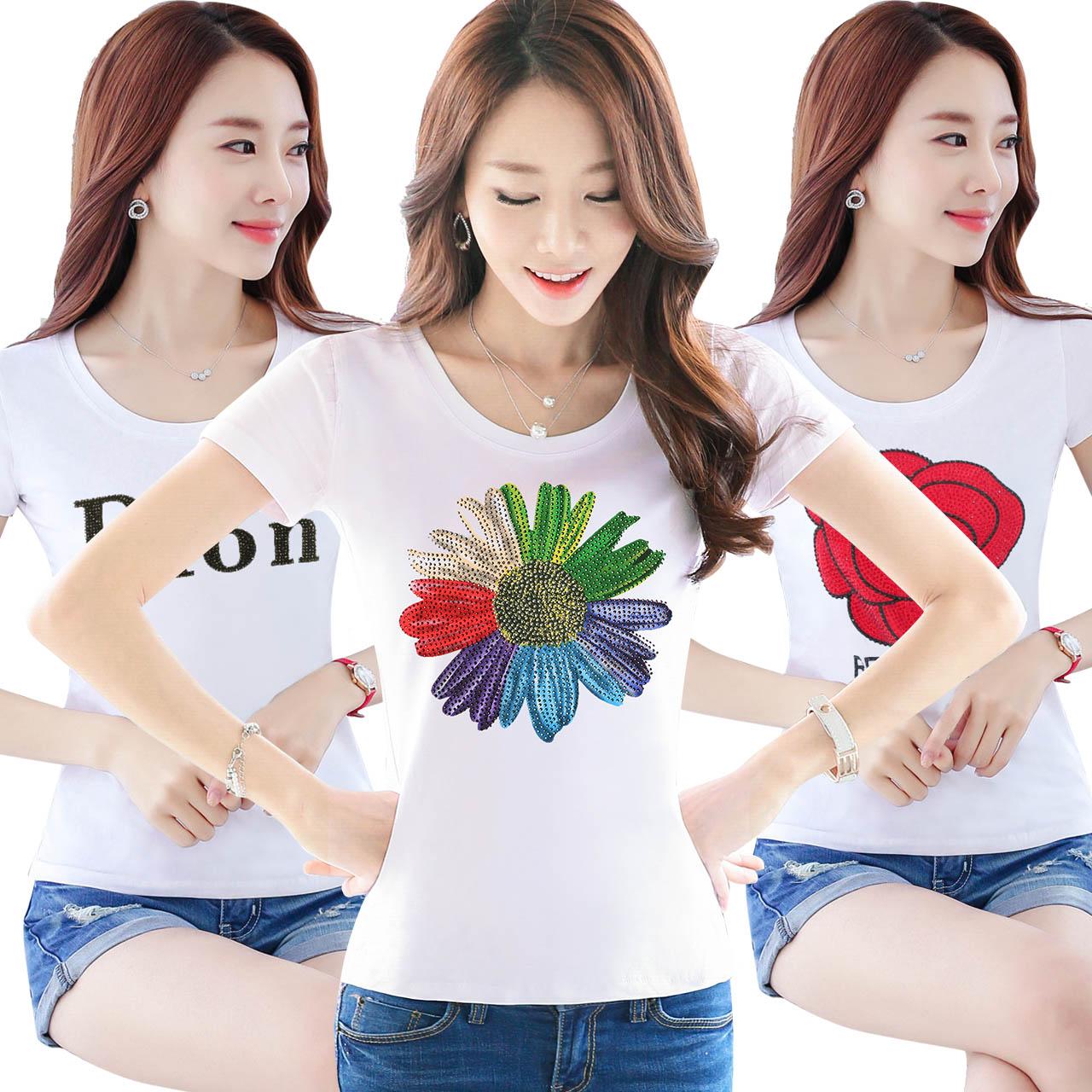 韩国女装短袖