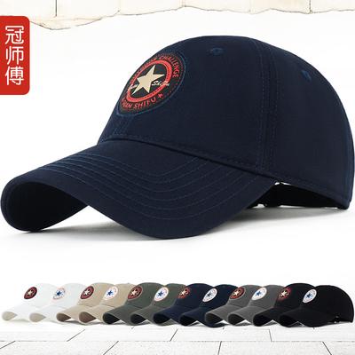 男士鸭舌帽2018新款韩版防晒男帽子女夏天时尚百搭棒球帽街头潮人