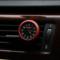 夜光车载时钟汽车温度计车用电子表车内钟表时间表钟电子钟