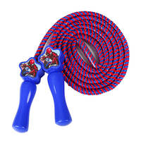 Spiderman children skipping rope boy sports goods child baby 5 years old 6 kindergarten pupils beginner rope