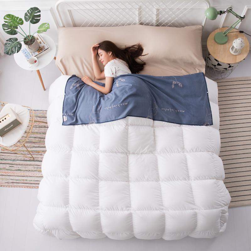 睡袋旅行住酒店隔脏成人大人被套旅游便携式单双人防脏床单非纯棉