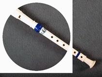 学生笛子初学f调包邮儿童d调入门白色g调乐器8孔7竖笛c调6孔