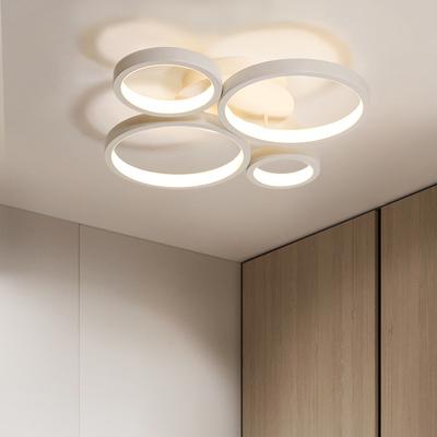 客厅个性大气圆形吸顶灯特价
