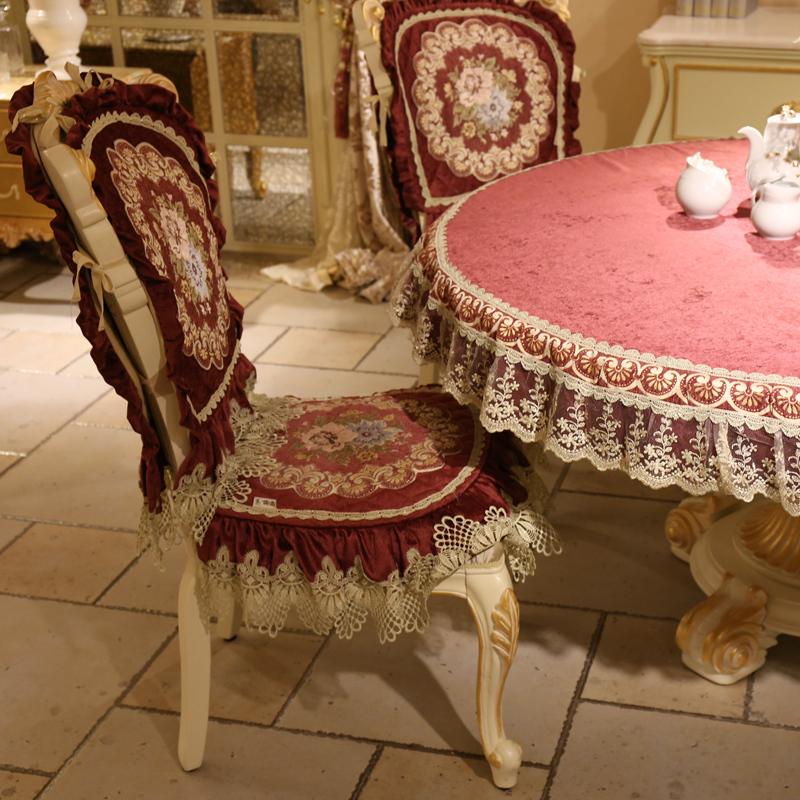 赛丽尔欧式餐椅垫sd92